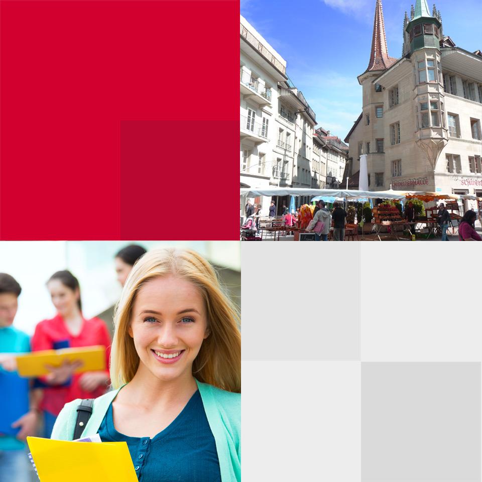 Bienvenue à l'École inlingua Fribourg